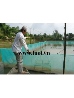 Lưới vèo nuôi cá giá rẻ