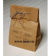 Túi giấy handmade giá rẻ