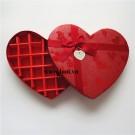 Hộp trái tim đựng chocolate