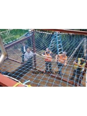 Lưới chống rơi an toàn-23