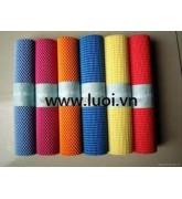 Lưới nhựa PVC(có nhiều màu)